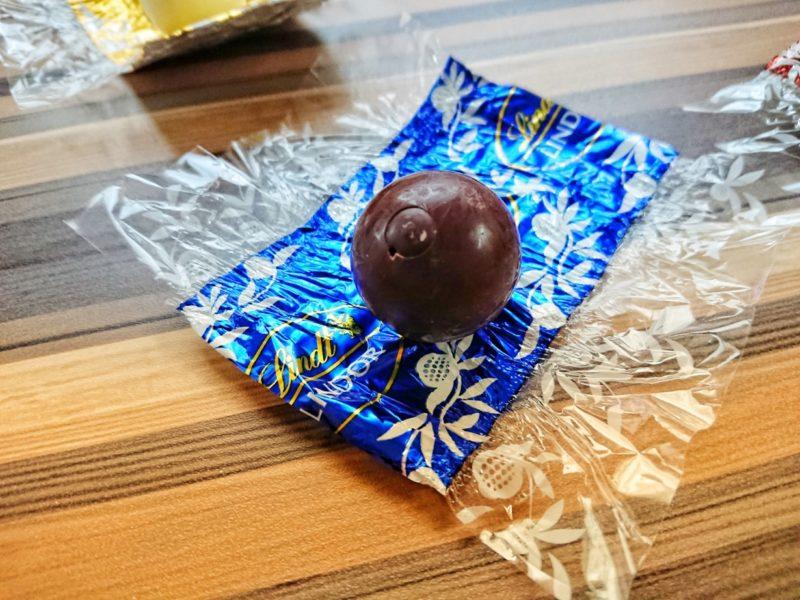 リンツチョコレートダーク